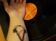 Logo assassin's creed tattoo